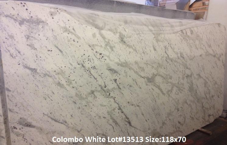 Colombo White 2