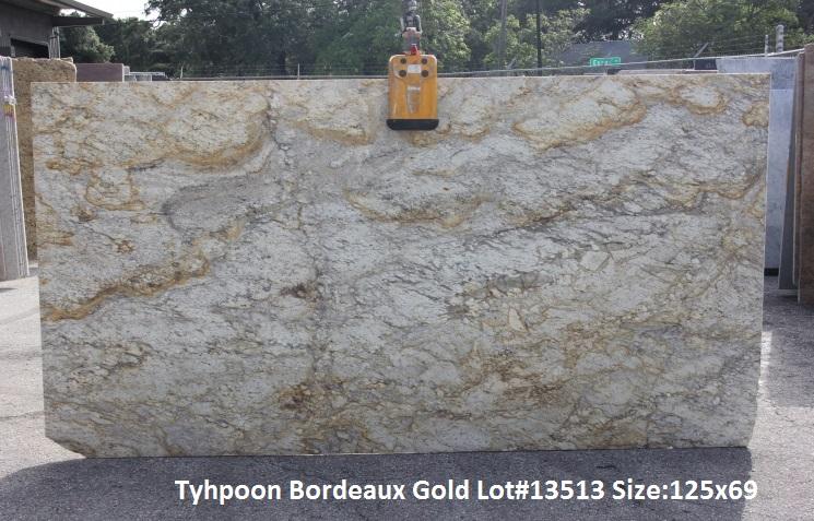 Typhoon Bordeaux Gold